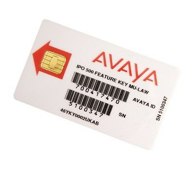 Avaya IP Office 500 License Card