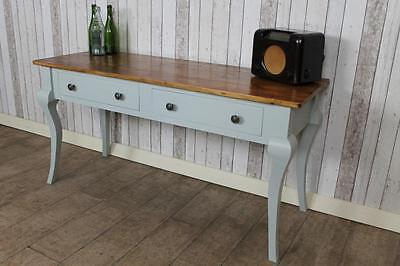 Large 9Ft Reclaimed Rustic Pine Sideboard Bespoke Made To Measure The Florence