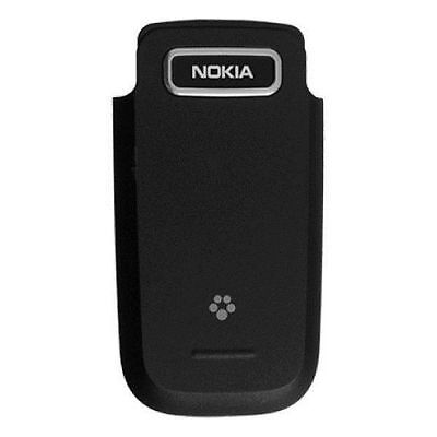 Lot Of 2 New Battery Door Back Cover Oem Nokia 6263 Black