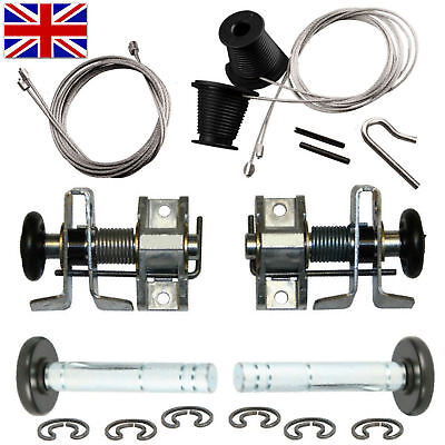 HENDERSON Premier Anti-Drop Brackets Spindles Cables Repair Spares GARAGE DOOR