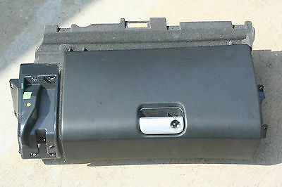 Porsche 997, 996, 911, Cayman, Boxster glove box Black