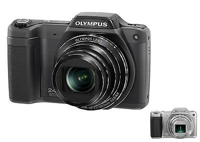 Olympus Stylus SZ-15 with 24x Optical Zoom and 3-Inch LCD Digital Camera