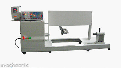 computer fully automatic coils winder winding machine with highten baseboard us1
