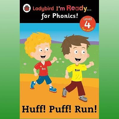 Huff Puff Run Ladybird Im Ready for Phonics Level 4 by Ladybird