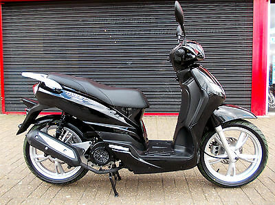 Peugeot Tweet 125 Sbc Scooter Brand New 2 Year Warranty Finance Authorise Dealer