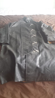 Rubber Turnout Fightfighter Coat