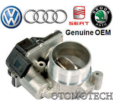 Brand New OEM Throttle Body for Audi, A6, A8, Q7, VW Touareg