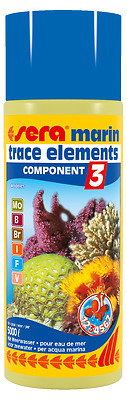 Sera Marin Component 3 Trace Elements Anionics 500 Ml
