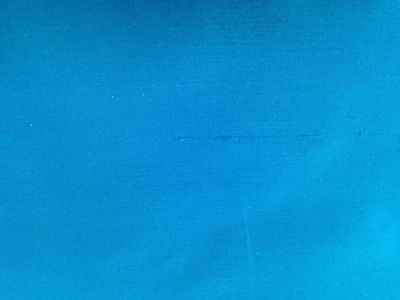 High Quality 100% Pure Silk Dupion Fabric - Turquoise - All Sizes