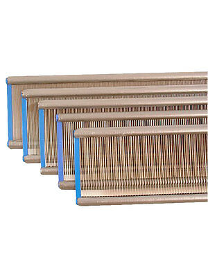 """REED FOR WEAVING LOOM  """"24inch""""  8dpi stainless steel  63.5cm long  5"""" high"""