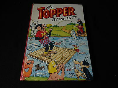 The Topper Annual 1977