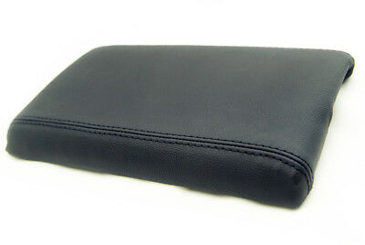 Armrest Center Console Leather Cover for  Nissan 300ZX (Z32) 90-96 Black