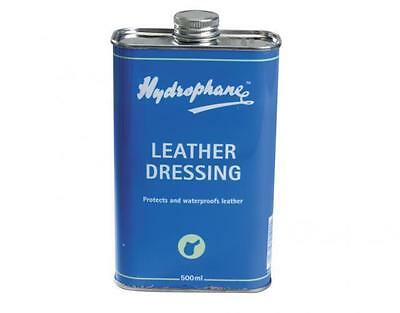 Hydrophane Leather Dressing - Tack Cleaning