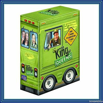 The King Of Queens - Complete Series Seasons 1 2 3 4 5 6 7 8 & 9*brand New Dvd
