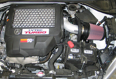 K&N Performance Air intake for 2010 Acura RDX TURBO. Part# 69-0017TS