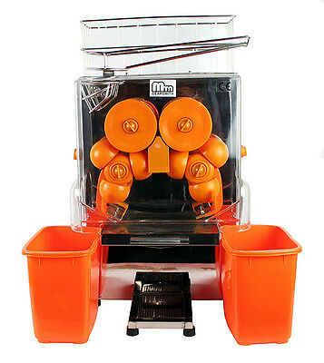 Commercial Juicer Squeezer Automatic Electric Orange Lemon Juice Machine Maker