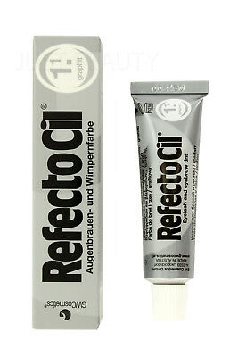 Refectocil Graphite 1.1 Tinting Eyelash and Eyebrow Tint Dye 15ml