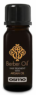 Osmo Berber Oil Hair Mask Care Treatment With Argan Oil Repair 100ml & 10ml