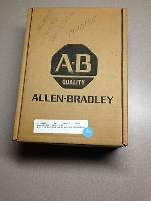 ALLEN BRADLEY PLC5 TO LOCAL ADP BUS TERMINAL CABLE 1771-CX2 NEW