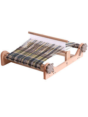 RIGID HEDDLE WEAVING LOOM - 60cm weaving width from Ashford NZ    New kitset
