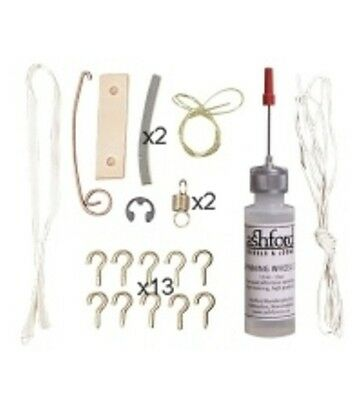 MAINTENANCE KIT for Ashford Spinning Wheels - all you need for a wheel service!