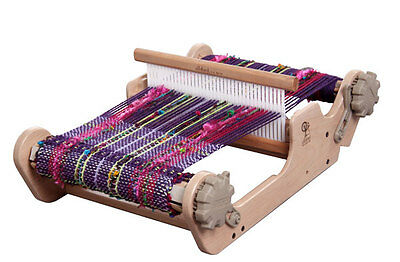 SAMPLEIT25 RIGID HEDDLE WEAVING LOOM 25  24cm weaving width NEW from Ashford w/w