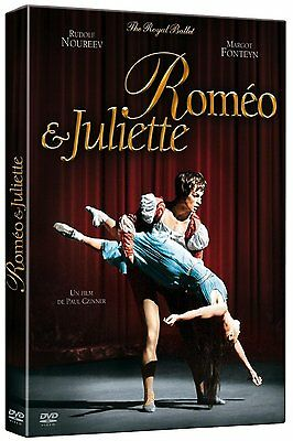 Dvd Ballet Romeo Et Juliette Edition Remasterisee  Neuf Direct Editeur