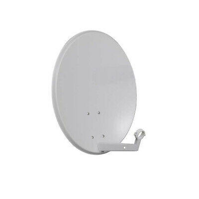 60CM Satellite Dish Sky Freesat Perfect for Seaside Location