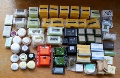 Hotel Collection Lotto 411 Saponette-Hotels 4 e 5 Stelle-Hotel Soaps Set