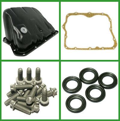 Smart Fortwo (450) Sump with Sump Plug, Gasket & Sump Bolts Repl. OE A1600140002