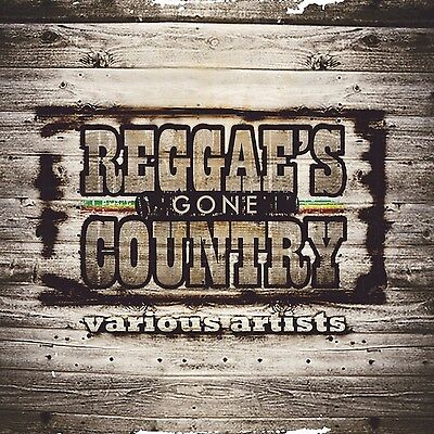 Reggae's Gone Country  Vinyl Lp Neu