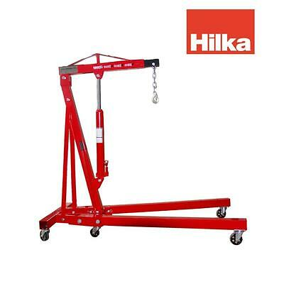 Hilka 1 Tonne Engine crane lifting hoist - vehicle engine lifting tool 1 Ton