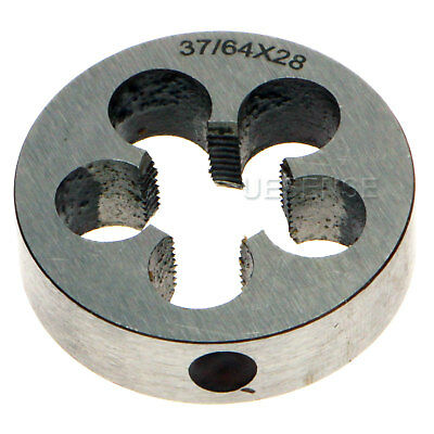 "New 37/64 - 28 Right Hand Thread Die .578""-28 TPI"