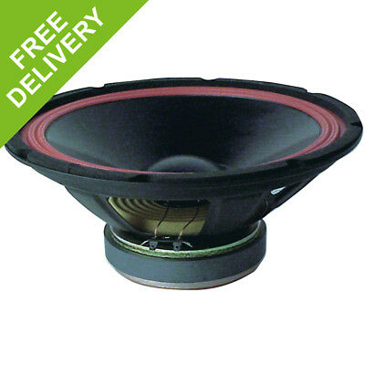 "Soundlab 12"" Replacement Spare Mid Speaker CONE CHASSIS Driver 250W"