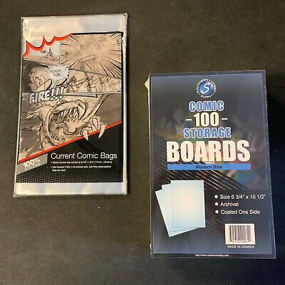 500 Ultra Pro Current Storage Bags And Boards New Factory Sealed