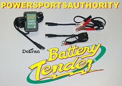 Deltran Battery Tender Junior 12V Maintainer Charger 12 Volt Trickle JR 212102