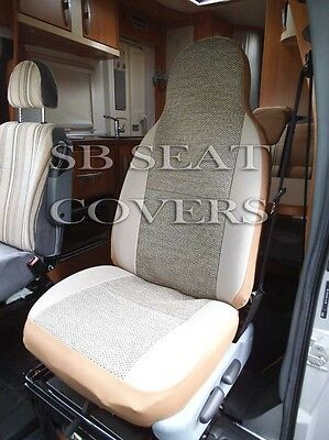 Fiat Ducato Motorhome Seat Covers Hari 2 Two Fronts Mh 301