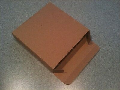 250 6x6x1.5 Shipping Box Light Weight 1 1/2 kraft board 6 x 6  Container Package
