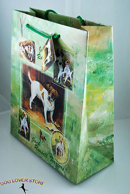 Jack Russell Dog Gift Present Bag