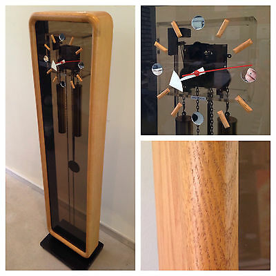 Mid-Century Grandfather Clock designed by George Nelson for Howard Miller