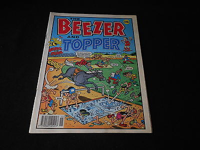 The Beezer and Topper Comic 82 April 11th 1992