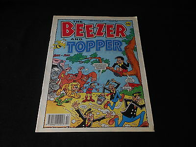 The Beezer and Topper Comic 84 April 25th 1992