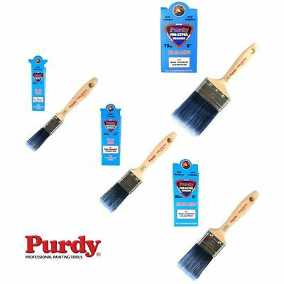 Purdy Pro-Extra Monarch Professional Decorating Brushes For Heavy Bodied Paint