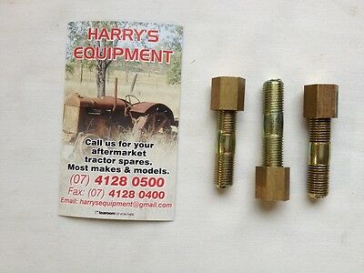 Massey Ferguson MANIFOLD STUD and NUT for PERKINS 3CYL (3)