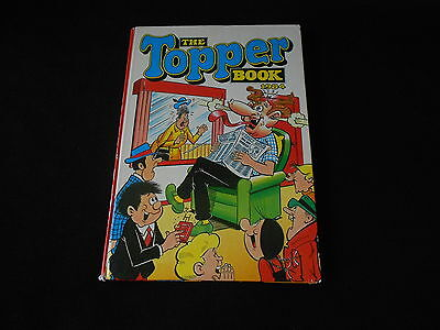 Topper Book 1984 VINTAGE ANNUAL