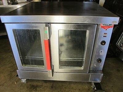 Vulcan Countertop Oven : Cyclone Convection Oven, full-size, gas, single deck, Bakers Pride BCO ...