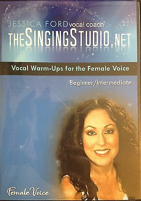 Vocal Warm UP CD Female Voice
