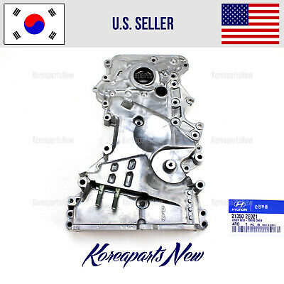 2 0L TIMING CHAIN Cover ⭐GENUINE⭐ 213502E310 fits TUCSON SOUL