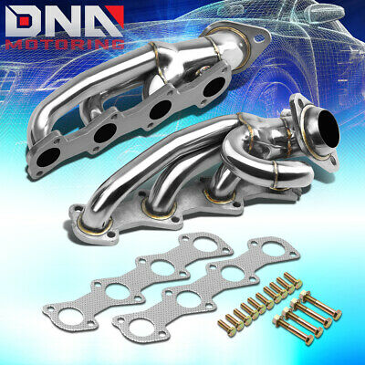 Stainless Steel Header For 04-08 Ford F150/lobo 4.6L V8 Pickup Exhaust/manifold