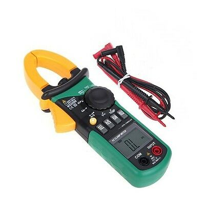 MASTECH MS2008B Digital Clamp Handhold Meter(Mini/600A) Large Jaw-26mm 600V